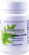 FOOD SCIENCE LABS - B-12 SUBLINGUAL