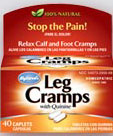 HYLANDS HOMEOPATHIC - LEG CRAMPS W/QUININE